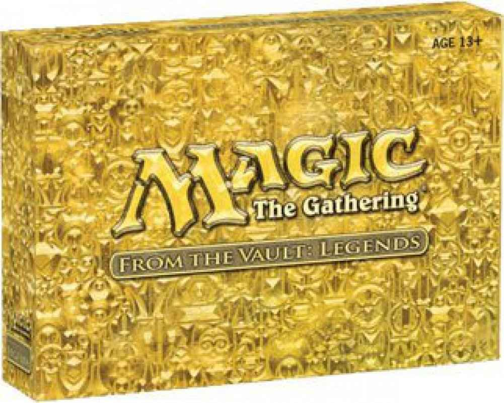 MTG From the Vault : Legends 未...