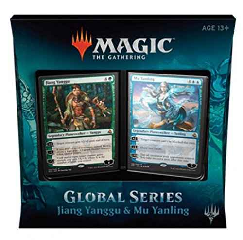 MTG Global Series: Jiangg Yangg...