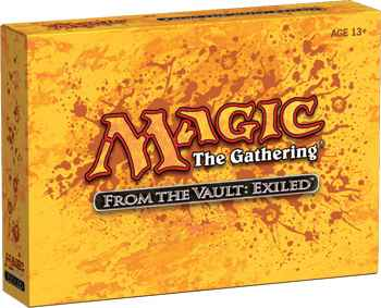 MTG From the Vault : Exiled 未開封