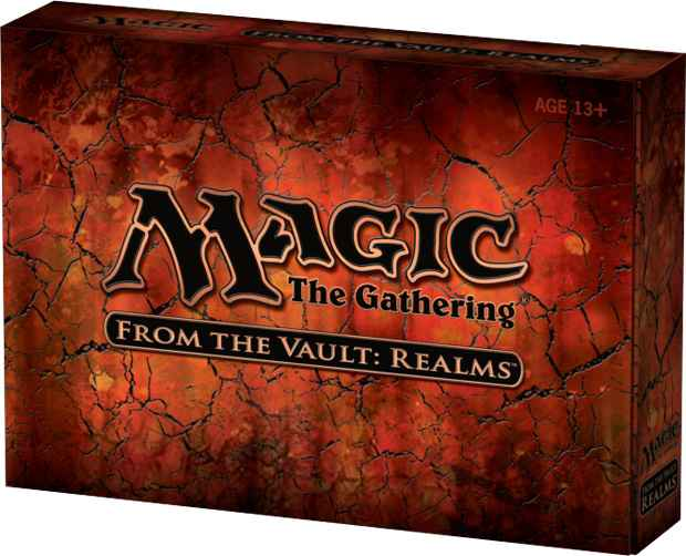 MTG From the Vault: Realms 未開封