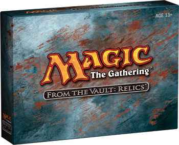 MTG From the Vault : Relics 未開封